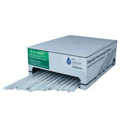 Pipetas graduadas plástico PS estériles 25 ml. Caja 150 unidades