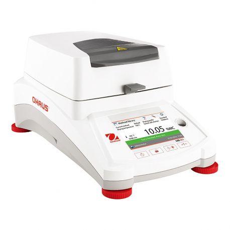 Termobalanza humedad Ohaus MB-120. Capacidad 120 gramos en 0'001g