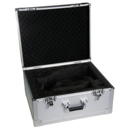 Maleta estereomicroscopis Edublue ED-4300. Alumini 360x360x240