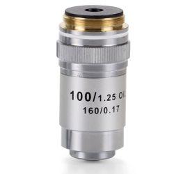 Objectiu microscopi Microblue MB-7000. Acromàtic 100x/1.25-RI