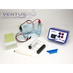 Equipo base prácticas electroforesi V-44521