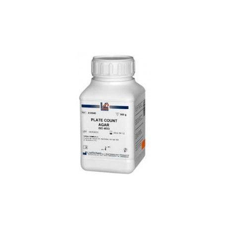 Agar patata dextrosa (PDA) deshidratat L-610102. Flascó 500 g