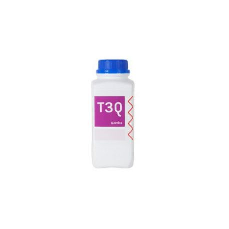 Potasio hexacianoferrato II 3-H (ferrocianuro) F-0300. Frasco 1000 g