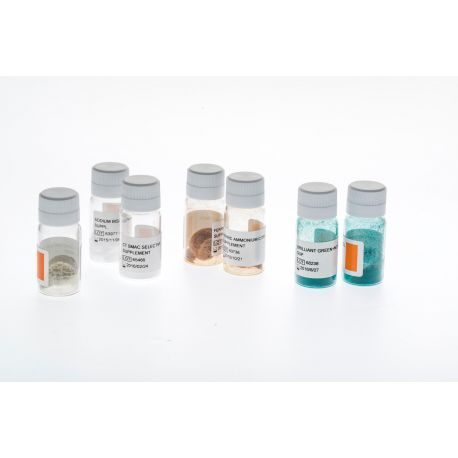 Suplemento selectivo campilobácter CTVA L-81077. Caja 10 viales