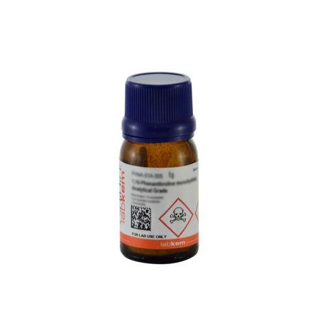 1,10-Fenantrolina (o-Fenantrolina) 1 hidrato PHNA-01A. Frasco 5 g