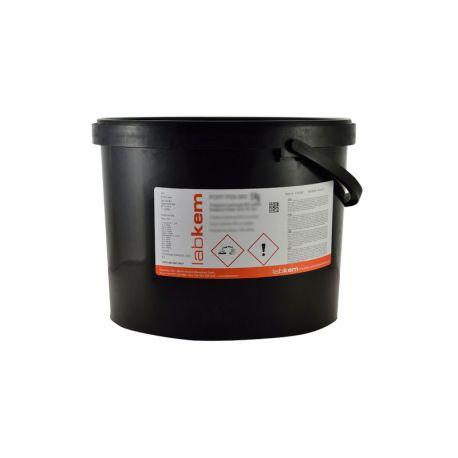 Gel de sílice taronja granulat 2-5 mm SGE0-002. Flascó 3000 g
