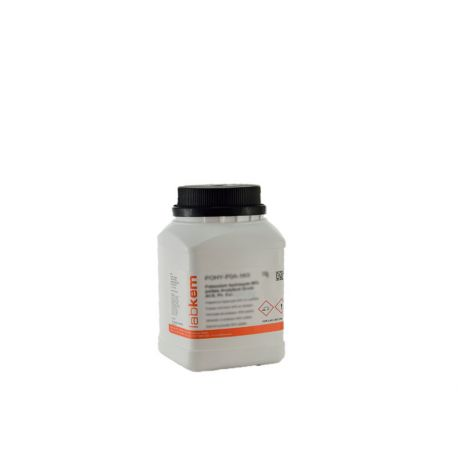 di-Sodi hidrogen fosfat 2 hidrat SOPH-02A. Flascó 500 g