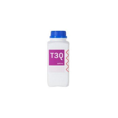 Sodio hidróxido (Sosa cáustica) perlas S-0400. Frasco 1000 g