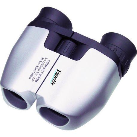 Prismáticos compactos Ventix 8121. Zoom 8-17x25 mm