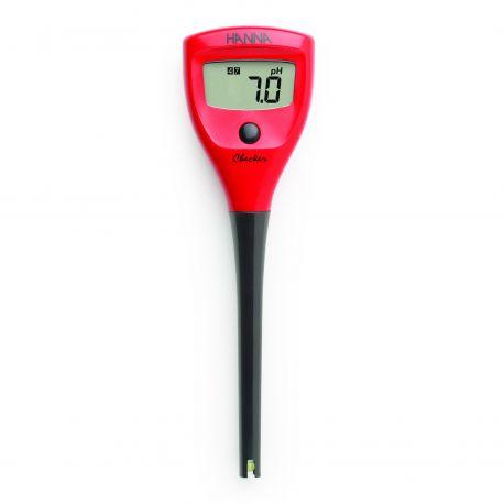 pH-metro bolsillo Hanna Checker Plus HI-98103. Rango pH 0'1