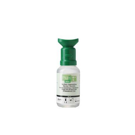 Solució rentaülls salina clorur de sodi 0'9% Plum P-4604. Flascó 1 ull 500 ml
