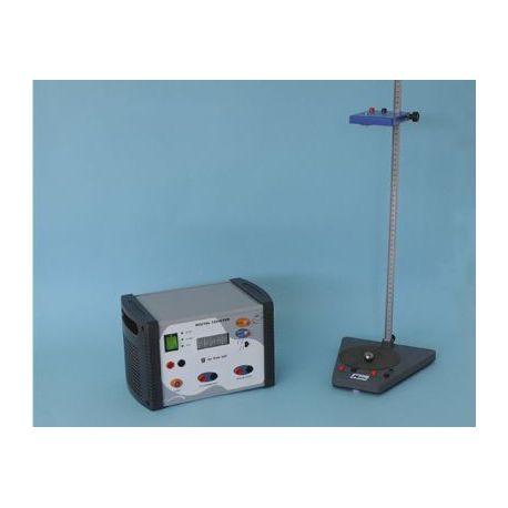Caída libre completa con contador QLB-003. Escala 20-960 mm