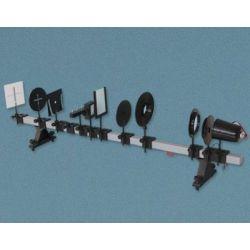 Banc òptica QLG-004. Complet amb accessoris