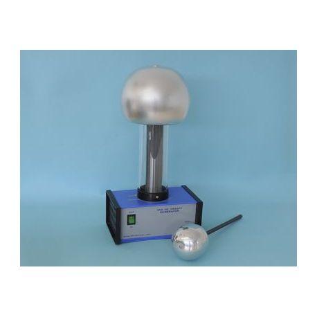 Generador Van de Graaff QLL-104. Complet amb esfera descàrrega