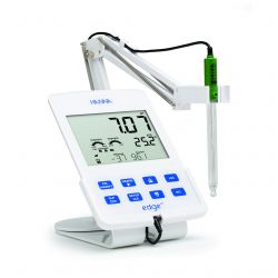pH-metre laboratori Hanna Edge HI-2002. Rangs pH-ORP-Temp