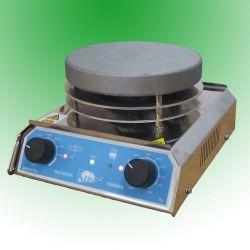 Agitador magnètic amb calefacció SBS ACS-160. Acer inoxidable 2-12 litres