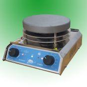 Agitador magnètic amb calefacció SBS ACS-160. Acer inoxidable 12 litres