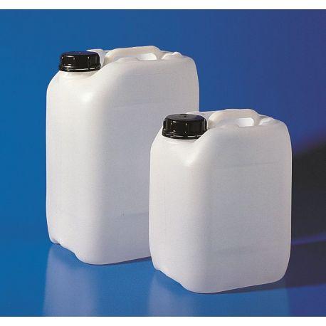 Bidón apilable plástico PEHD Endo CLG-011. Capacidad 5 litros