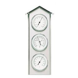 Estació meteorològica analògica H-4834. Esferes BTH 100 mm.