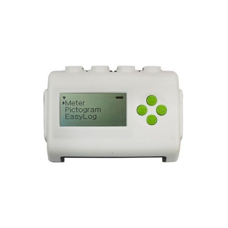 Consola adquisición datos Easysense V-Log-4. USB & Bluetooth 4 sensores