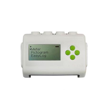 Consola adquisición datos Easysense V-Log-8. USB & Bluetooth 4+4 sensores
