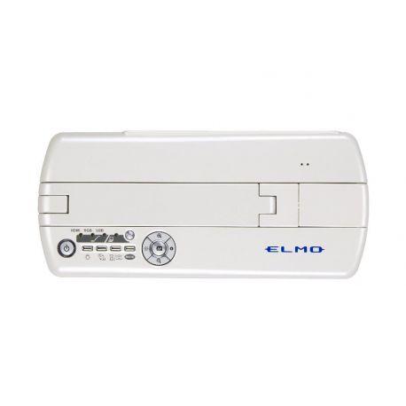 """Visualizador Elmo MX-P. Sensor CMOS 1/3.2"""" (13Mp). Conexión directa"""