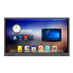 Monitor interactiu Traulux TLM-7500. Àrea 75 polzades (1650x928 mm)