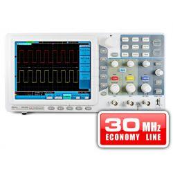 Oscil·loscopi digital Promax OD-603. Ampla banda 30 MHz