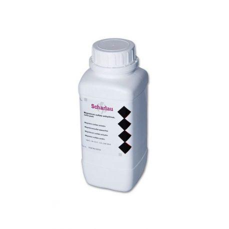 Calcio cloruro anhidro pólvoras CA-0197. Frasco 500 g
