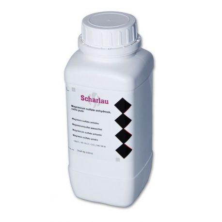 Calci clorur anhidre pólvores CA-0197. Flascó 1000 g