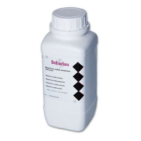 Calci hidrogenfosfat 2 hidrat CR-HN70. Flascó 1000 g