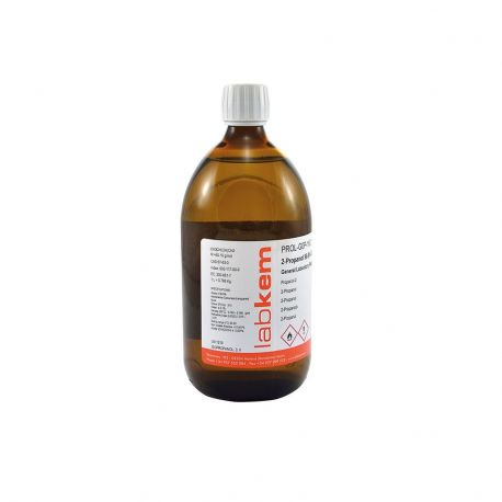 1-Pentanol (Alcohol n-amílic) FC-P1040. Flascó 500 ml