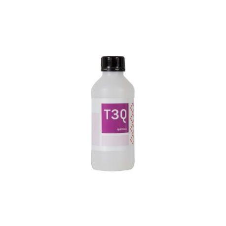 Sodio hipoclorito (Lejía) solución 15% p/v H-0600. Frasco 1000 ml