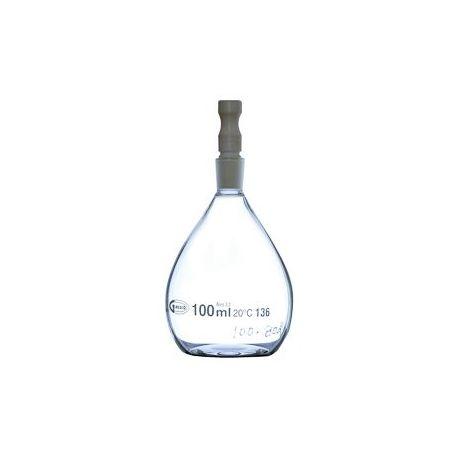 Picnómetro densidades de líquidos Gay-Lussac. Capacidad 100 ml