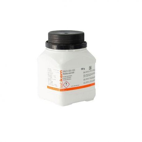 D (-) - Fructosa (levulosa) FRUC-00T. Frasco 500 g