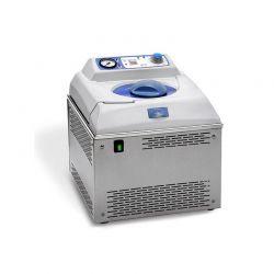 Autoclau vertical purgador manual Micro-8. Capacitat 8 litres