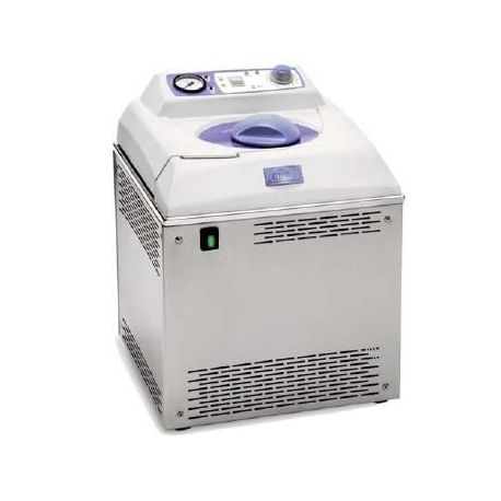 Autoclau vertical purgador atmosfèric MED-12. Capacitat 12 litres