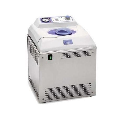 Autoclave vertical purgador atmosférico MED-12. Capacidad 12 litros