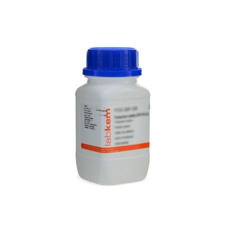 Zinc metall granulat 5-15 mm CR-AE99. Flascó 250 g