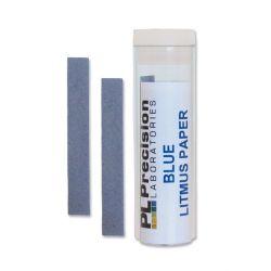Tiras indicadoras papel tornasol azul P-180. Caja 200 unidades