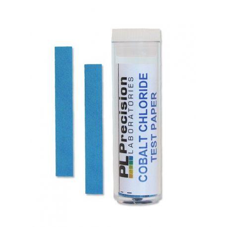 Tires reactives paper cobalt II clorur P-150. Tub 100 unitats