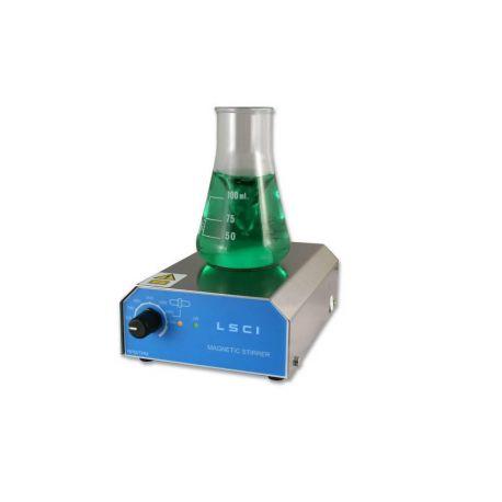 Agitador magnètic sense calefacció LSCI ANS-001. Acer inoxidable 1-5 litres