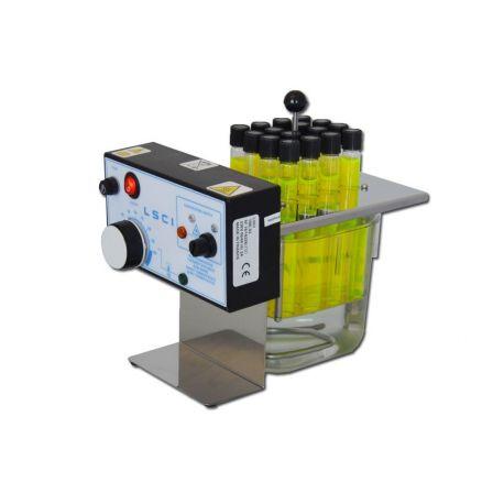 Baño termostático agua LSCI TBE-03. Analógico plástico PC 2 litros