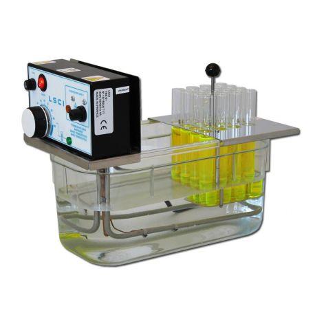 Baño termostático agua LSCI TBE-01. Analógico plástico PC 6 litros