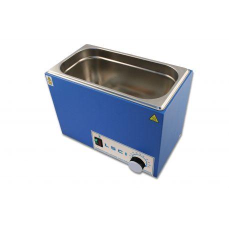 Baño termostático agua LSCI TBN-06-100. Analógico metálico 6 litros