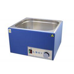 Bany termostàtic aigua LSCI TBN-12-100. Analògic metàl·lic 12 litres