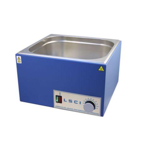 Baño termostático agua LSCI TBN-12-100. Analógico metálico 12 litros