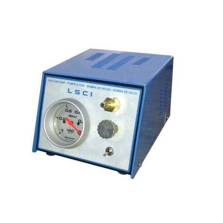 Bomba de vacío membrana LSCI DBB-01. Caudal 7 l / m. Vacío 600 mm Hg
