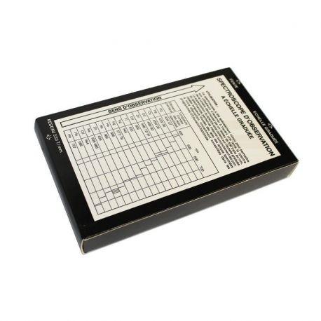 Espectroscopio de mano en caja cartón DO-116002