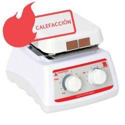 Agitador magnético con calefacción Ohaus HS4-CAL. Analógico 6 litros